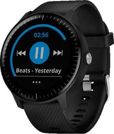 мужские часы Garmin 010-01985-03. Коллекция Vivoactive 3 Music