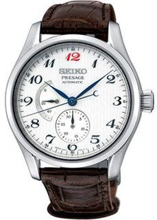 Японские наручные мужские часы Seiko SPB059J1. Коллекция Presage
