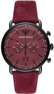 fashion наручные мужские часы Emporio armani AR11265. Коллекция Aviator