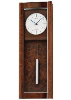 Настенные часы Seiko Clock QXM287B. Коллекция Интерьерные часы