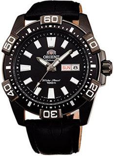 Японские наручные мужские часы Orient EM7R004B. Коллекция Sporty Automatic