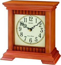 Настольные часы Seiko Clock QXJ028AN. Коллекция Настольные часы