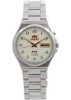 Японские наручные мужские часы Orient AB02004C. Коллекция Three Star