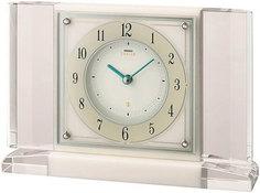 Настольные часы Seiko Clock AHW564WT. Коллекция Настольные часы