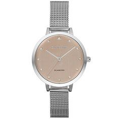 женские часы Earnshaw ES-8117-22. Коллекция Diamonds