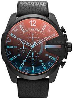 fashion наручные мужские часы Diesel DZ4323. Коллекция Mega Chief