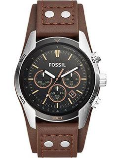 fashion наручные мужские часы Fossil CH2891. Коллекция Coachman