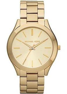 fashion наручные женские часы Michael Kors MK3179. Коллекция Runway
