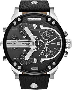 fashion наручные мужские часы Diesel DZ7313. Коллекция Mr. Daddy