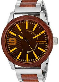 fashion наручные мужские часы Diesel DZ1799. Коллекция Rasp