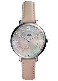 fashion наручные женские часы Fossil ES4151. Коллекция Jacqueline
