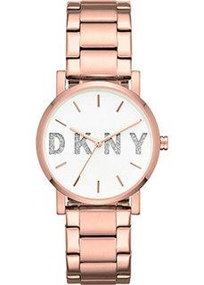 fashion наручные женские часы DKNY NY2654. Коллекция Soho