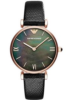 fashion наручные женские часы Emporio armani AR11060. Коллекция Dress