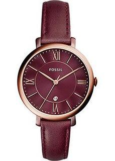 fashion наручные женские часы Fossil ES4099. Коллекция Jacqueline