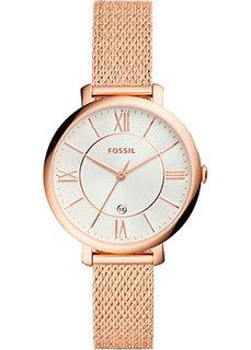 fashion наручные женские часы Fossil ES4352. Коллекция Jacqueline