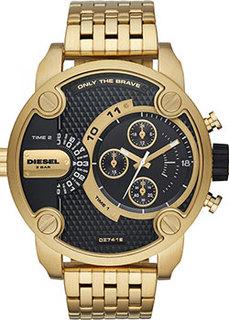 fashion наручные мужские часы Diesel DZ7412. Коллекция Little Daddy
