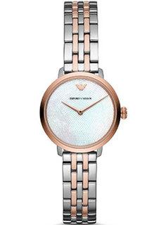 fashion наручные женские часы Emporio armani AR11157. Коллекция Dress