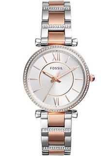 fashion наручные женские часы Fossil ES4342. Коллекция Carlie