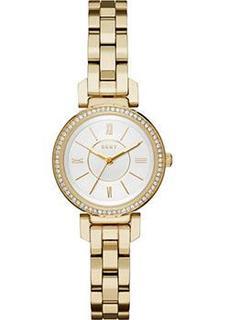 fashion наручные женские часы DKNY NY2634. Коллекция Ellington