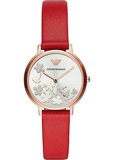 fashion наручные женские часы Emporio armani AR11114. Коллекция Dress