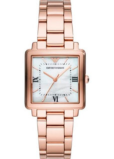 fashion наручные женские часы Emporio armani AR11177. Коллекция Dress
