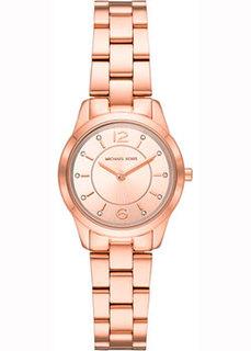 fashion наручные женские часы Michael Kors MK6591. Коллекция Runway