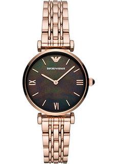 fashion наручные женские часы Emporio armani AR11145. Коллекция Dress