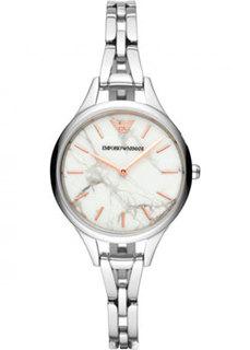fashion наручные женские часы Emporio armani AR11167. Коллекция Dress