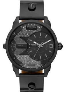 fashion наручные мужские часы Diesel DZ5584. Коллекция Mini Daddy