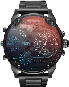 fashion наручные мужские часы Diesel DZ7395. Коллекция Mr. Daddy