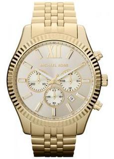 fashion наручные мужские часы Michael Kors MK8281. Коллекция Lexington