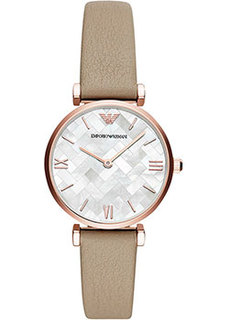fashion наручные женские часы Emporio armani AR11111. Коллекция Dress