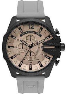 fashion наручные мужские часы Diesel DZ4496. Коллекция Mega Chief