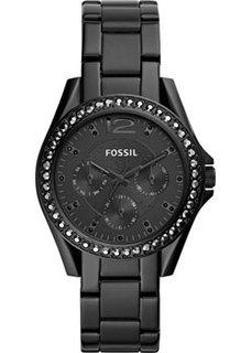 fashion наручные женские часы Fossil ES4519. Коллекция Riley