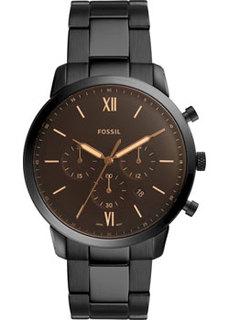fashion наручные мужские часы Fossil FS5525. Коллекция Neutra