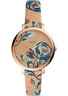 fashion наручные женские часы Fossil ES4494. Коллекция Jacqueline