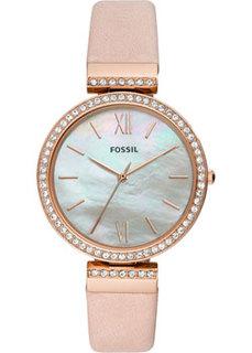 fashion наручные женские часы Fossil ES4537. Коллекция Madeline
