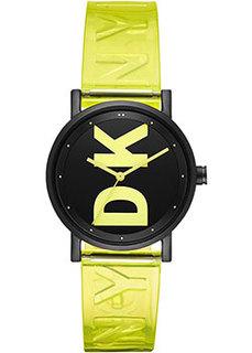 fashion наручные женские часы DKNY NY2808. Коллекция Soho