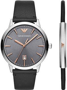 fashion наручные мужские часы Emporio armani AR80026. Коллекция Ruggero