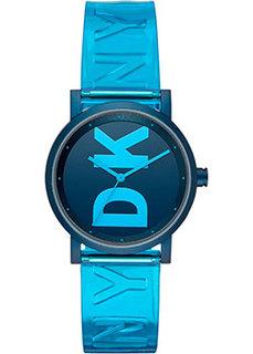 fashion наручные женские часы DKNY NY2810. Коллекция Soho