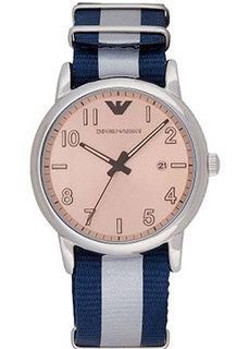 fashion наручные мужские часы Emporio armani AR11212. Коллекция Sport