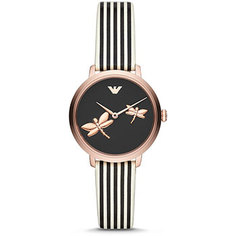 fashion наручные женские часы Emporio armani AR11232. Коллекция Modern Slim