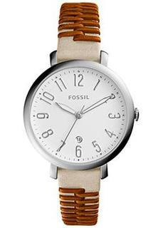 fashion наручные женские часы Fossil ES4209. Коллекция Jacqueline