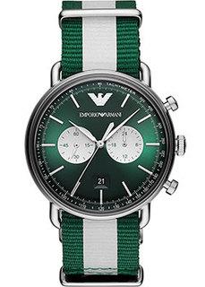 fashion наручные мужские часы Emporio armani AR11221. Коллекция Aviator
