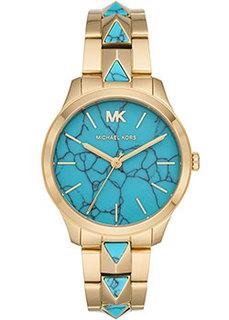 fashion наручные женские часы Michael Kors MK6670. Коллекция Runway