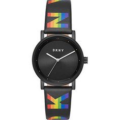 fashion наручные женские часы DKNY NY2822. Коллекция Soho