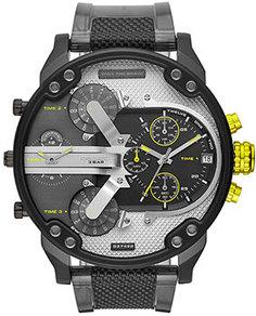 fashion наручные мужские часы Diesel DZ7422. Коллекция Mr. Daddy