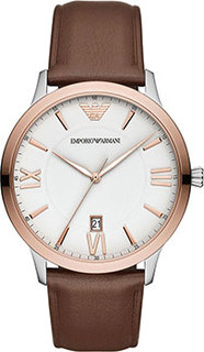 fashion наручные мужские часы Emporio armani AR11211. Коллекция Giovanni