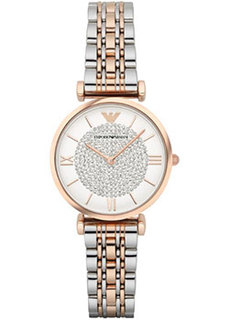 fashion наручные женские часы Emporio armani AR1926. Коллекция Retro
