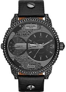 fashion наручные женские часы Diesel DZ7328. Коллекция Mini Daddy